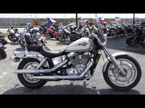 100221 - 1997 Honda Shadow Spirit   VT1100 - Used motorcycles for sale
