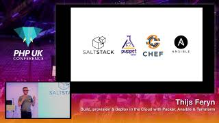 PHP UK 2018 - Thijs Feryn - Build, provision & deploy in the Cloud with Packer, Ansible & Terraform