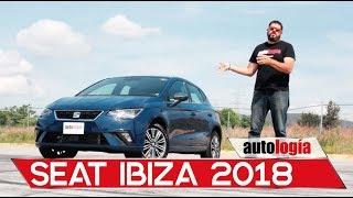 A Prueba Seat Ibiza 2018