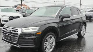 Used 2018 Audi Q5 Stratham NH Exeter, NH #D3217