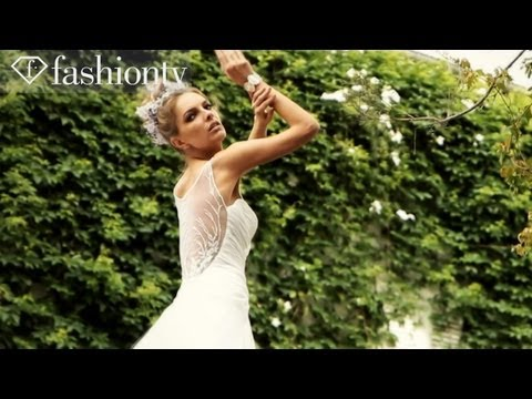 Bridal Collection by Marina K Couture 2013 - Photoshoot | FashionTV