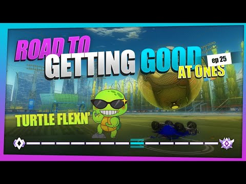road to getting good at ones | ep 25