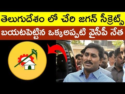 EX YSRCP Leader Revealed Shocking Secrets Of Jagan Mohan Reddy | Taja30