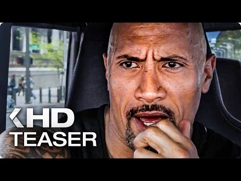 THE FATE OF THE FURIOUS Trailer Tease (2017) Fast 8