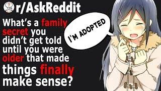 DARK Secrets Parents Kept From Their Children (r/AskReddit)