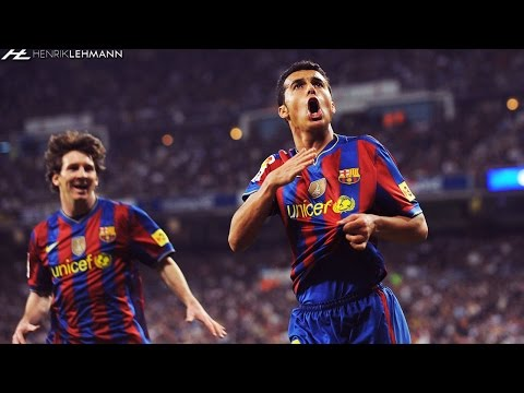 Pedro Rodríguez Tribute ● Best Goals For FC Barcelona ● 2009-2015