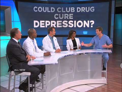 Ketamine A Quick Fix for Depression Medical Course