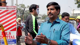 Accident Free Nation campaign coverage in BBC