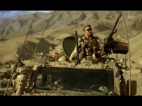 War for Peace 1/6 (Krig för Fred) Swedish Afghanistan Documentary