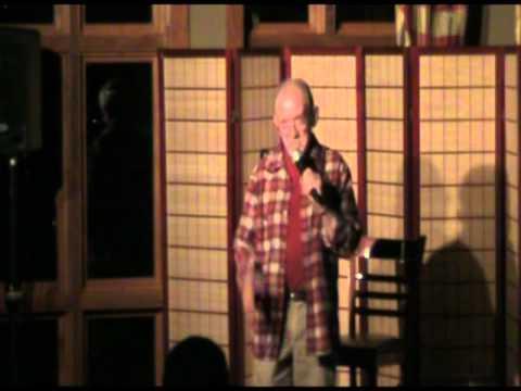 Joe Larkin Performs Standup Comedy