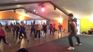 ENERGY FITNESS - ZUMBA ( Part.2)