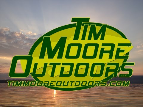 Tim Moore Outdoors - New Hampshire Kayak Fishing Video (4-24-13)