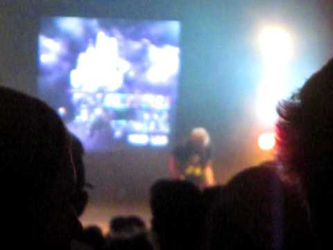 Ben Kasica guitar solo - 10-8-2011