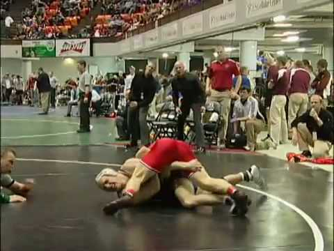 NCAA Division III Wrestling Nationals, Mar. 5-6, 2010 Video