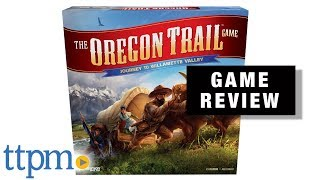 The Oregon Trail Game: Journey to Willamette Valley from Pressman
