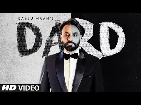 Official Video: Dard | Babbu Maan | New Song 2019 | T-Series