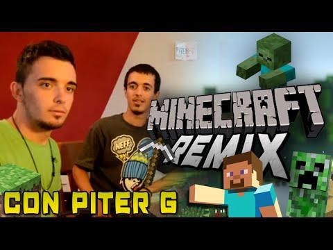 EL RAP DEL MINERO Con Piter G Minecraft Remix PUNYASO