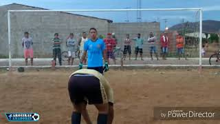Manchester de Aroeiras 0(5)X(4)0 Esporte do Paudarco - 23/12/2017