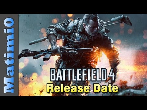 BF4 Release Date & DLC Details - China Rising (Battlefield 3 Gameplay/Commentary)