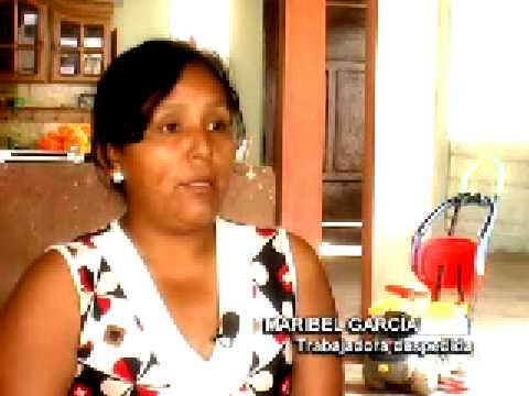 Mujeres Trabajadoras Sector Textil y de Confecciones en Perú