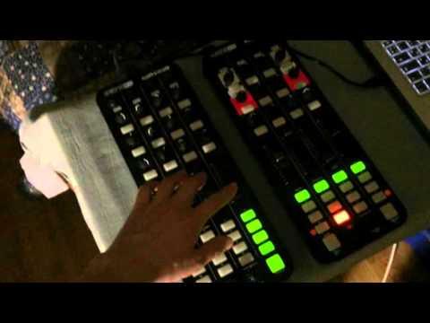 Allen Heath Xone K2 подключение по X-link (видео_2)