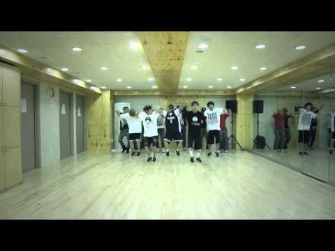 MIRRORED What's Happening - B1A4 (비원에이포) Dance Practice