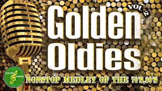 Golden Hitback Nonstop Medley Of The 70's and 80's VOL.2