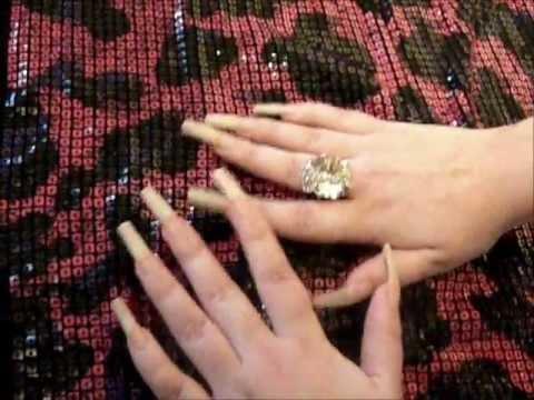 Long Natural Unpolished Beautiful Nails How To Save