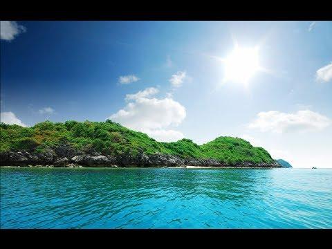 Изумрудный остров Тасос в Греции