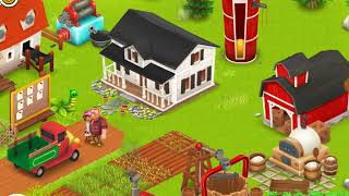 Hay day ep 3/level 10 + upgrade la silo + upgrade la barn