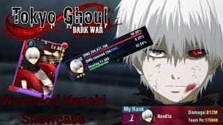 Tokyo Ghoul Dark War / Wounded Kaneki Showcase