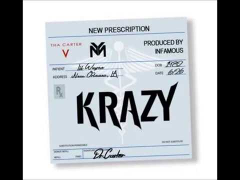 Lil Wayne - Krazy #carterv video
