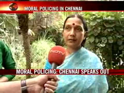 Moral policing: Chennai speaks out
