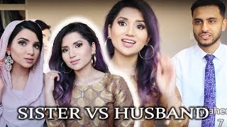 SISTER vs HUSBAND | WHO KNOWS ME BETTER