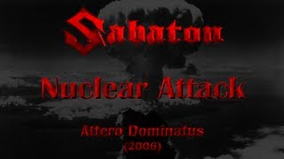 Watch Sabaton Nuclear Attack video