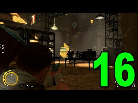 Sniper Elite III - Part 16 (Let's Play / Walkthrough / Playthrough on PC)