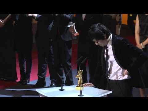 Diao Yinan winning the Golden Bear for Best Film for