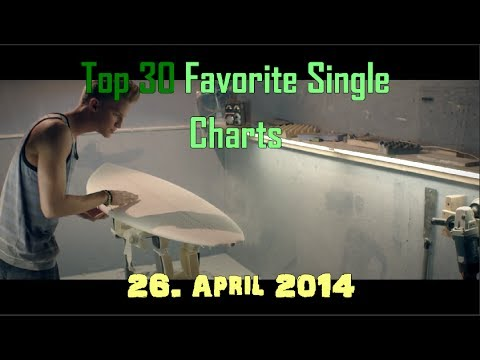 Top 30 Favorite Single Charts Mai 2014 - 26. April 2014