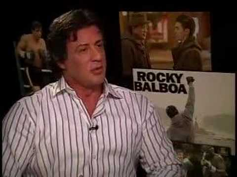 Rocky Balboa - One on One with Sly Himself