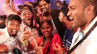 youtube fan fest hyderabad | vijaydevarakonda surprise #ytff | my village show