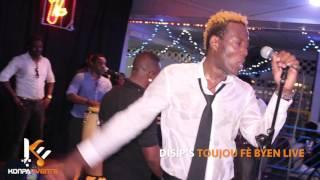 Disip - Toujou Fe Byen Live Polina Guyane Francaise
