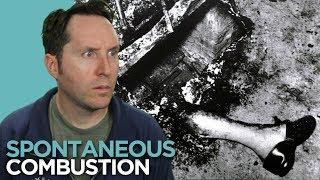 Spontaneous Human Combustion - Could You Burst Into Flames?   Random Thursday