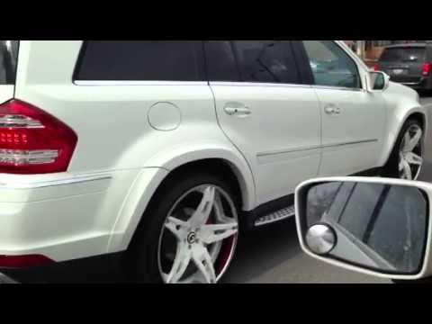 Gl 550 On Forgiatos Youtube