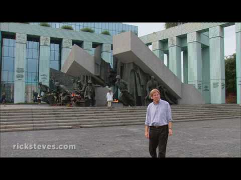 Warsaw, Poland: Heroes, Memorials, and Restoration