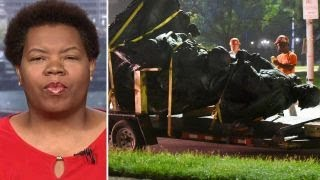 Calls to remove Confederate monuments going too far?