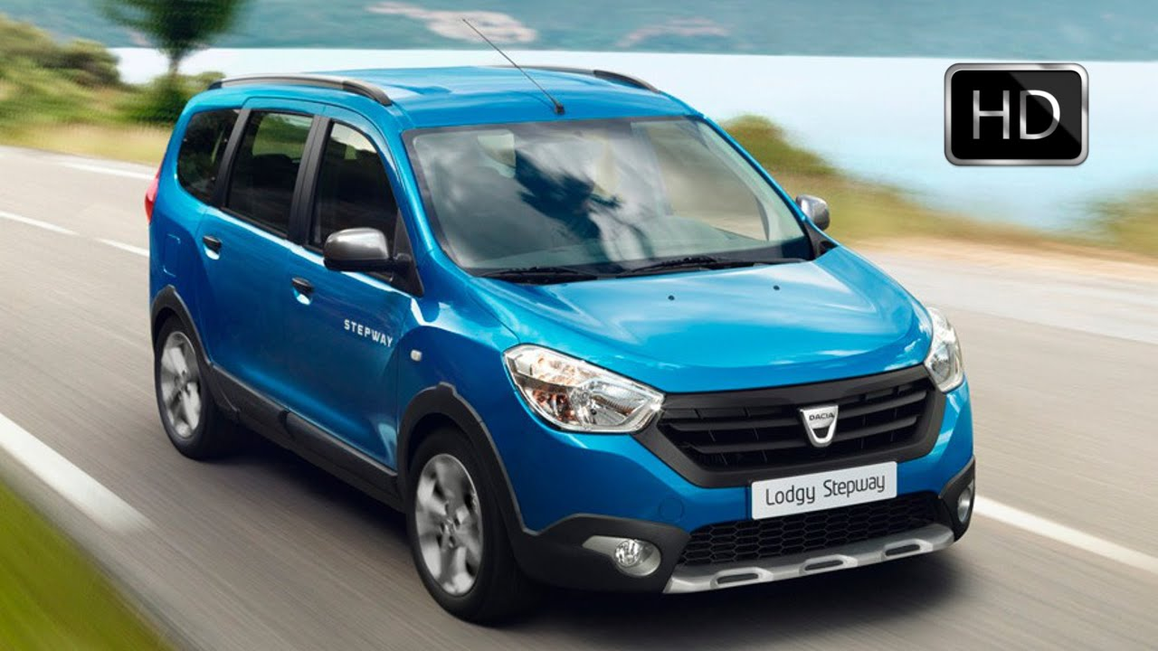 2015 dacia lodgy dacia dokker stepway hd youtube. Black Bedroom Furniture Sets. Home Design Ideas
