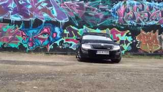 Nice Skoda Octavia RS (VRS) Test Drive & Review in easy english