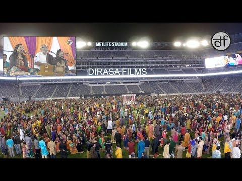 Garba 2014 MetLife Stadium USA -Atul Purohit
