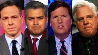 The Trump Effect: Jake Tapper, Jim Acosta, Tucker Carlson & Glenn Beck Might Be Losing Will To Live
