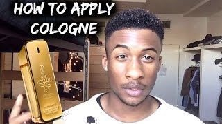 How and Where To Apply Cologne & My Recommendations | PrettyBoyFloyd